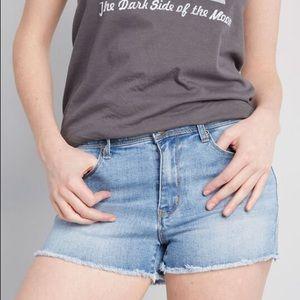ModCloth Jean Shorts